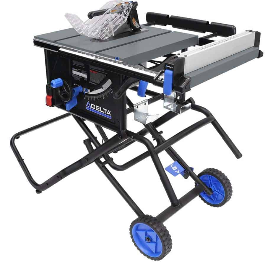 Delta Power Tools 36 6020 Portable table saw