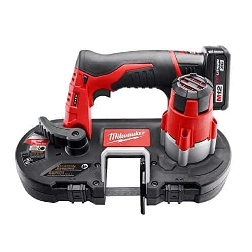 Milwaukee 2429-21XC M12 Cordless Sub-Compact Band saw Kit