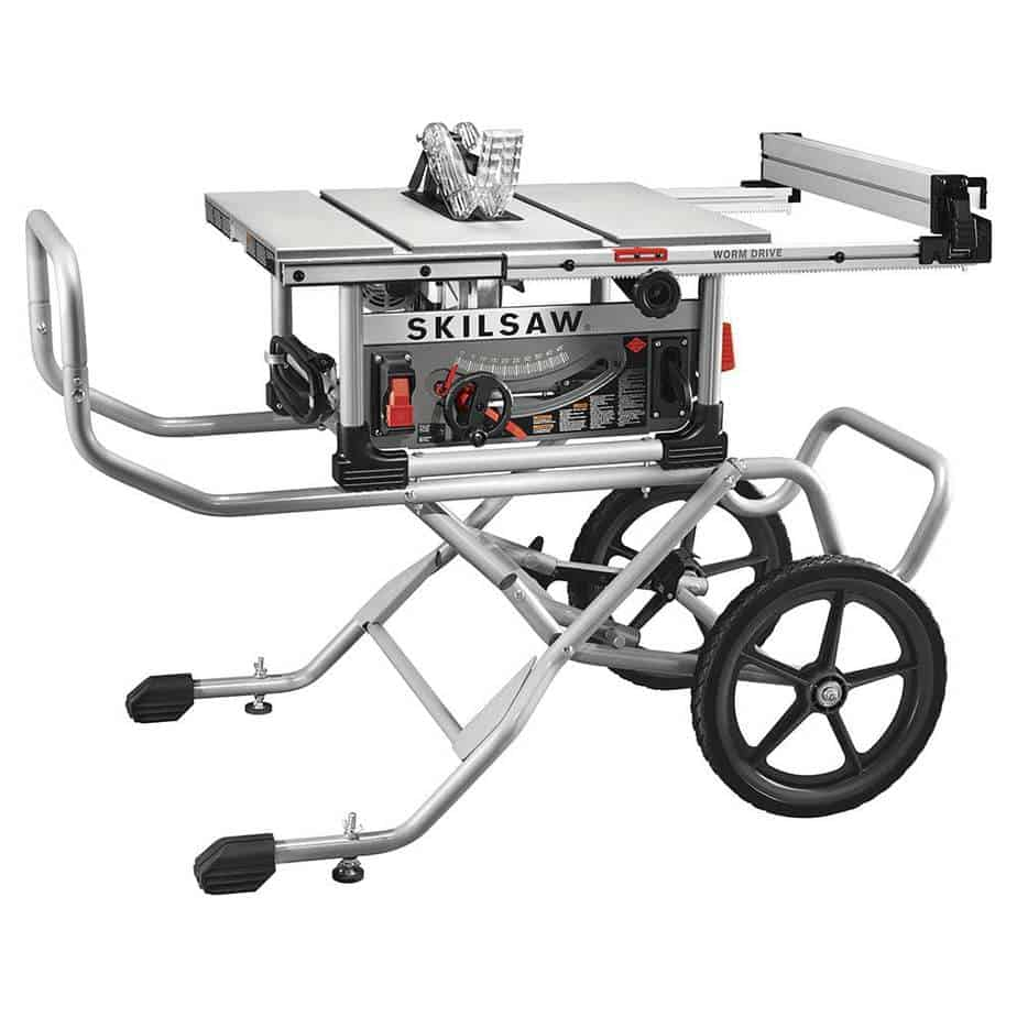 SKILSAW SPT99-11 Heavy Duty Worm Drive Table Saw