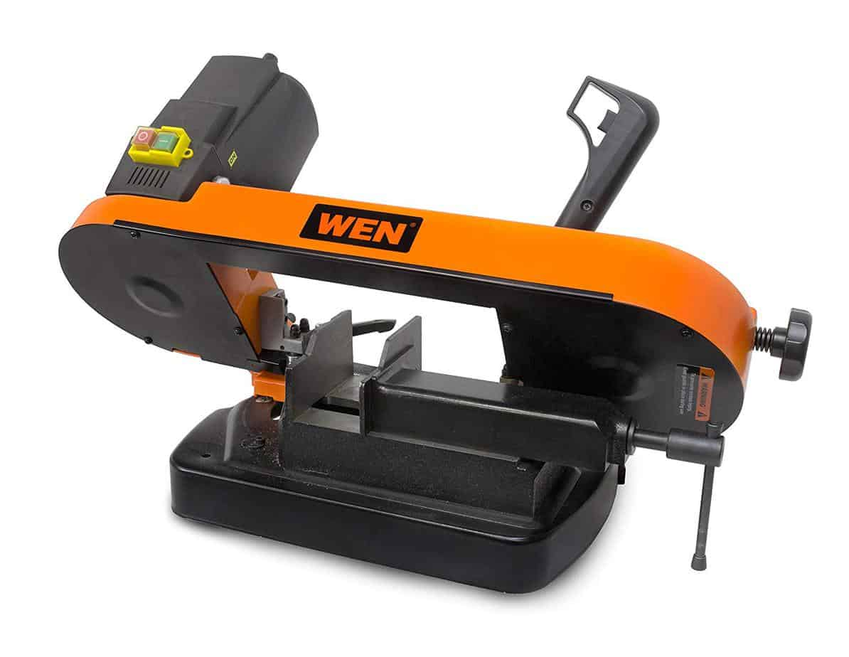 WEN 3975 5 Metal-Cutting Bench top Band saw