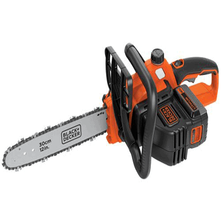 Black Decker 40V Max Cordless Chainsaw