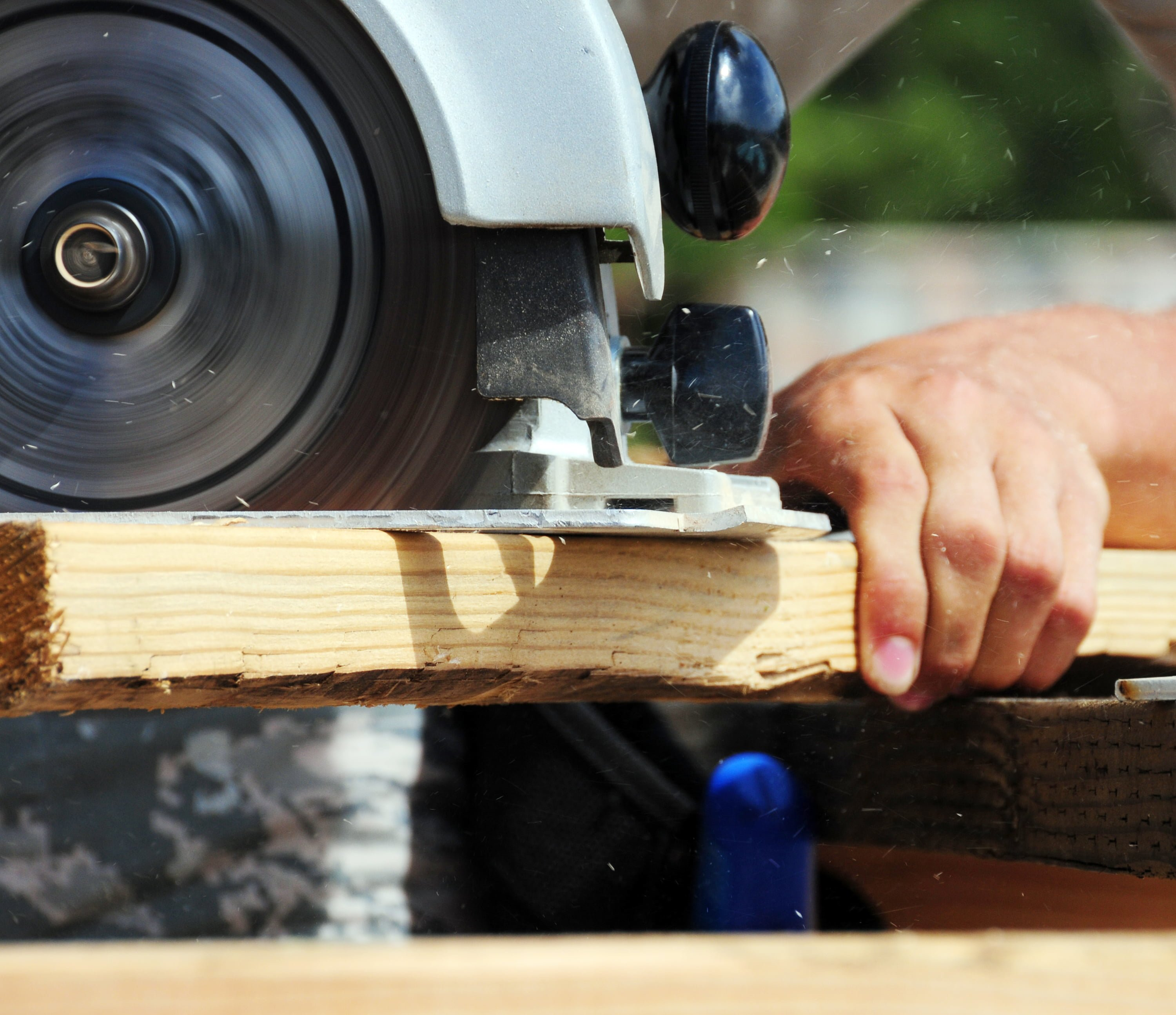 Circular Saw Seftey Tips