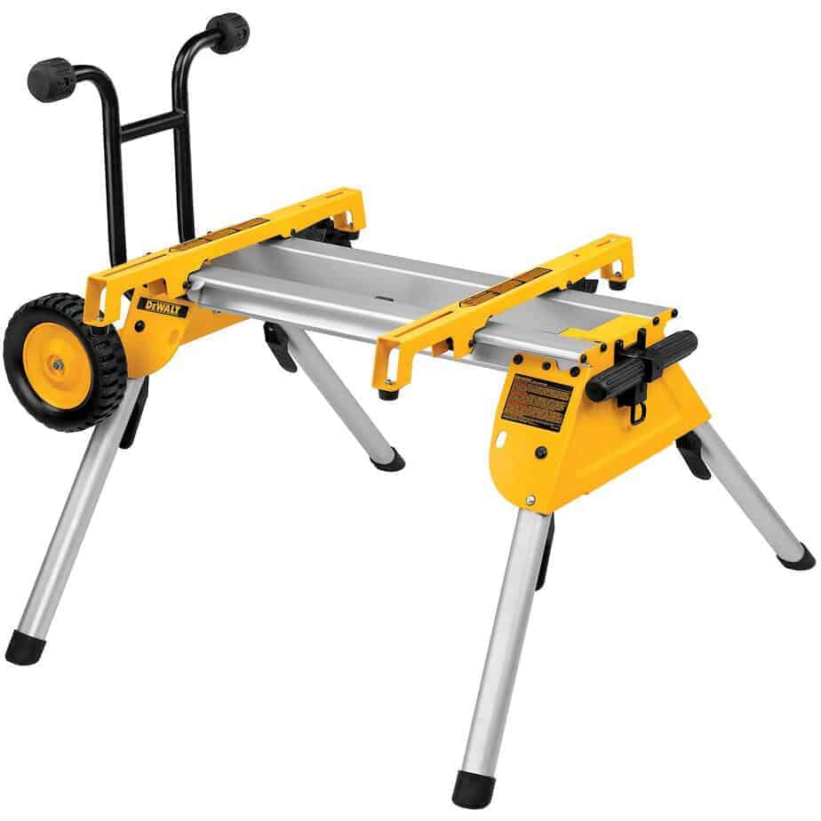 Miter Saw Stands with wheels