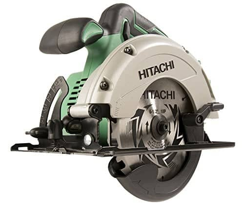Hitachi C18DGLP4 18V Cordless Lithium-Ion 6-1-2 Circular Saw with Lifetime Tool Warranty