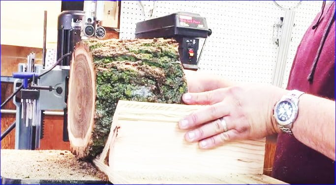 How to Cut Wood Slices For Centerpieces