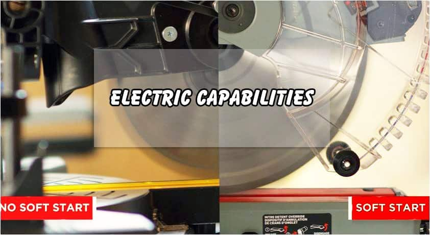 Miter Saw Electric Capabilities