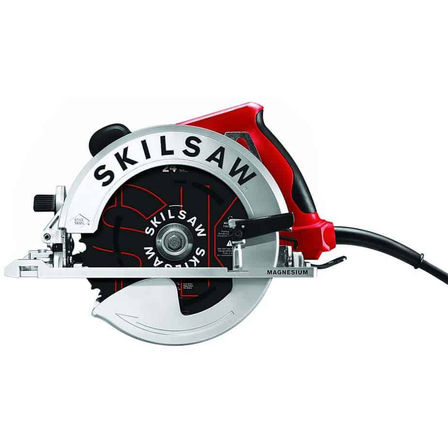 SKILSAW SOUTHPAW SPT67M8-01 15 Amp 7-1-4 In. Magnesium Left Blade Sidewinder Circular Saw