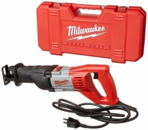 Milwaukee 6519-31 12 Amp Corded 3000 Strokes Per Minute Reciprocating