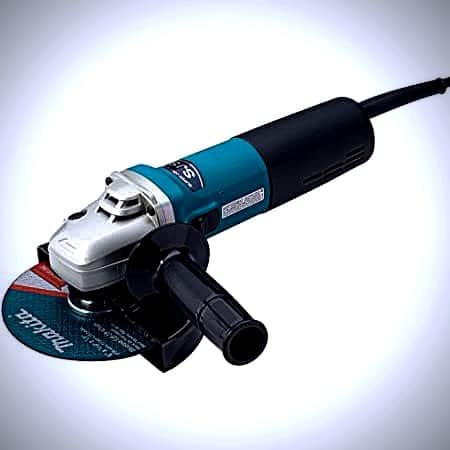 "best 6 inch angle grinder, ""Makita 6"" 9566CV, Variable Speed,"""